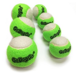 Tennis Balls Small 4 pc