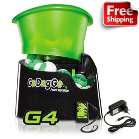 GoDogGo ® G4 Fetch Machine