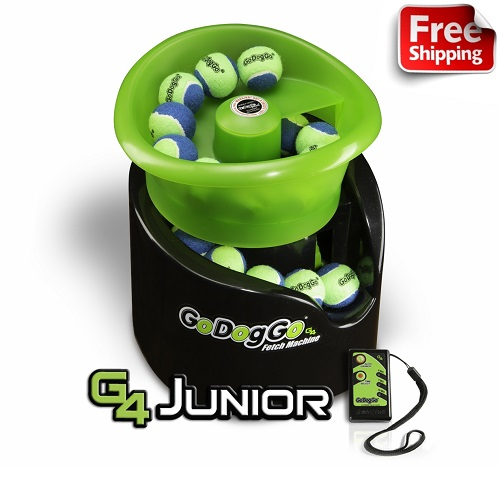 GoDogGo ® G4 JR Fetch Machine